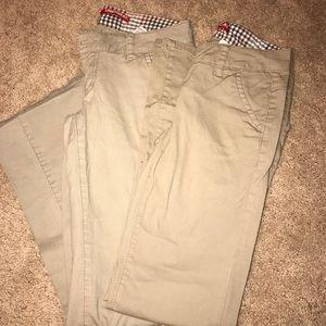 FIVE PAIR -Uniform Pants !